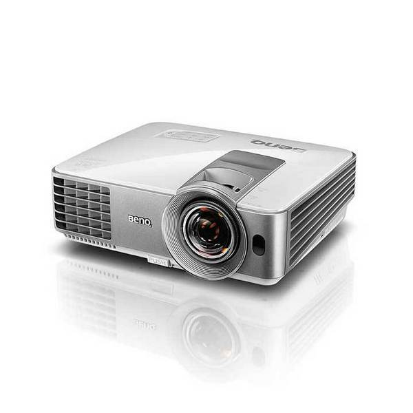 BenQ MW632ST WXGA Short Throw Projector, 3200 Lumens, 3D, 10W Speaker, Keystone, 1.2X Zoom