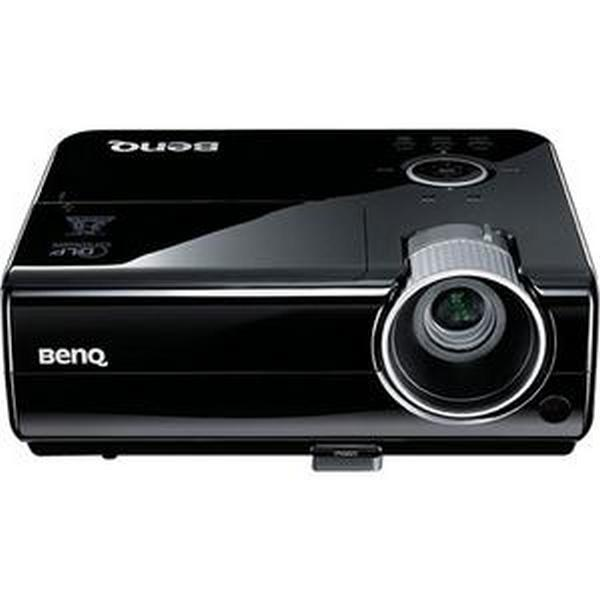 BenQ MS510 - Portable 3D SVGA DLP Projector with Speaker - 2700 Lumens