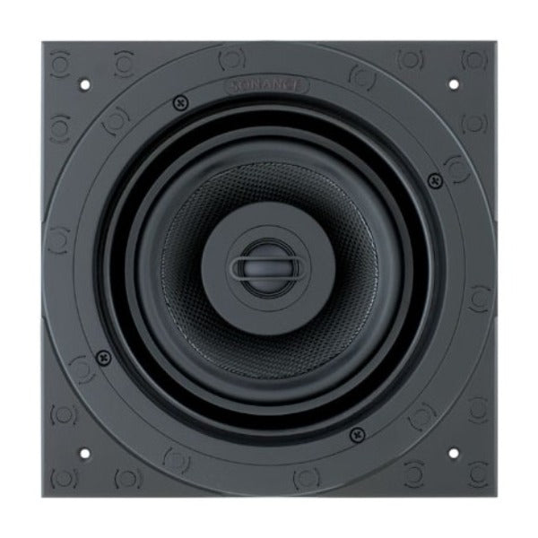 SONANCE VP64R SQUARE Visual Performance Passive 2-Way In-Ceiling Speakers (Pair)