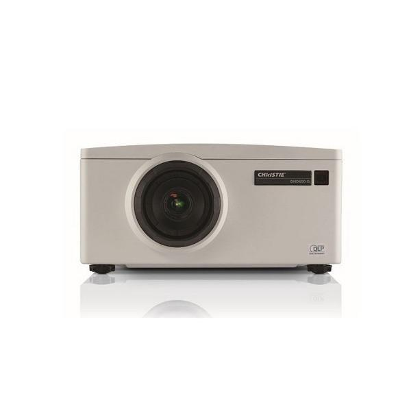 Christie DHD600-G | 1DLP HD 5950 Lumen Digital Projector White with Lens