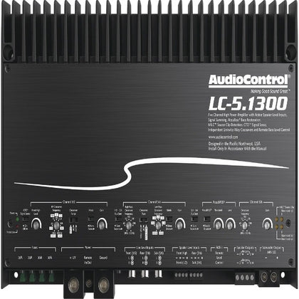 AudioControl LC-5.1300 5 Channel Summing Amplifier