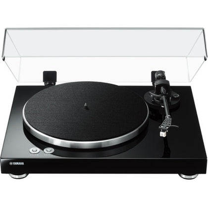 Yamaha TT-S303BL Stereo Turntable (Piano Black)