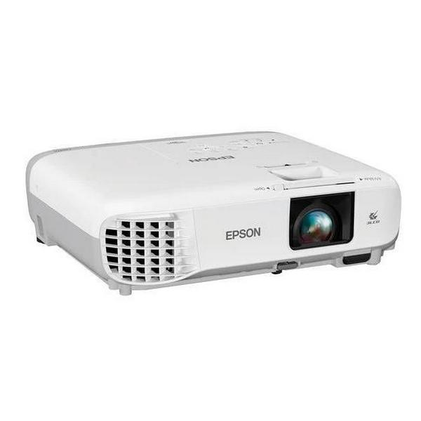 Epson PowerLite 107 - Portable XGA 3LCD Projector with Speaker - 3500 Lumens