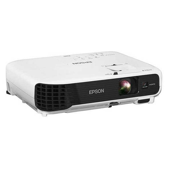 Epson VS240 SVGA 3LCD Business Projector 3000 Lumens Color Brightness - V11H719220