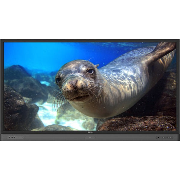 "BenQ RP860K 86"" BLACK 3840x2160 UHD TV 350,1200:1 VGA  DVI-D Display Port  HDMI RJ45"