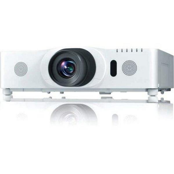 Hitachi CP-WX8265 LCD Projector WXGA 1280 x 800 Resolution 6500 Lumens