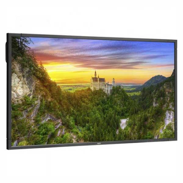 NEC MultiSync X981UHD-2 - 98 Inch LED 4K Ultra HD Black public display
