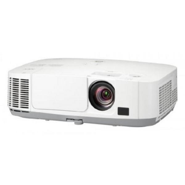 NEC NP-P401W 4000 Lumens Widescreen Entry-Level Professional Installation Projector