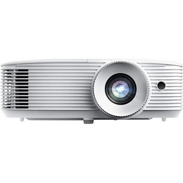 Optoma ZW300UST WXGA 3200 Lumens 3D DLP Ultra Short Throw Laser Projector