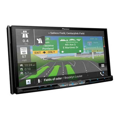 Pioneer AVIC-W8500Nex In-Dash 7 Inch AV Receiver with Navigation Wireless Apple CarPlay