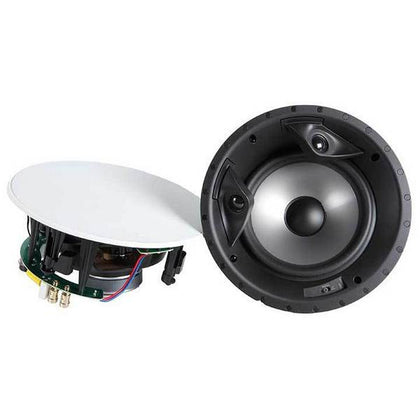 Polk Audio 80 F/X-RT In Ceiling Surround Speakers Dual Tweeters 80 F X 8 inch woofer (Pair)