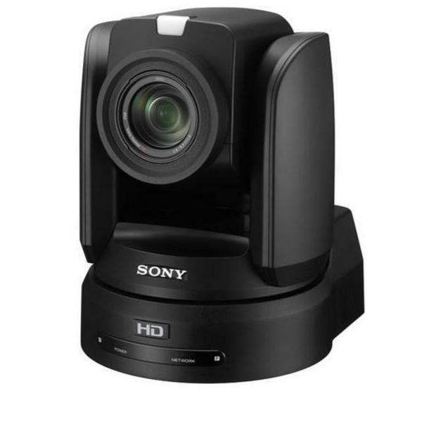 Sony  HDBRC-H800 PTZ Camera with 1 inch CMOS Sensor and PoE+ (Black)