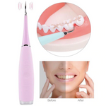 Tiny Ultrasonic Dental Calculus Remover