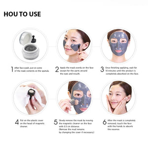 Mineral-Rich Magnetic Face Mask