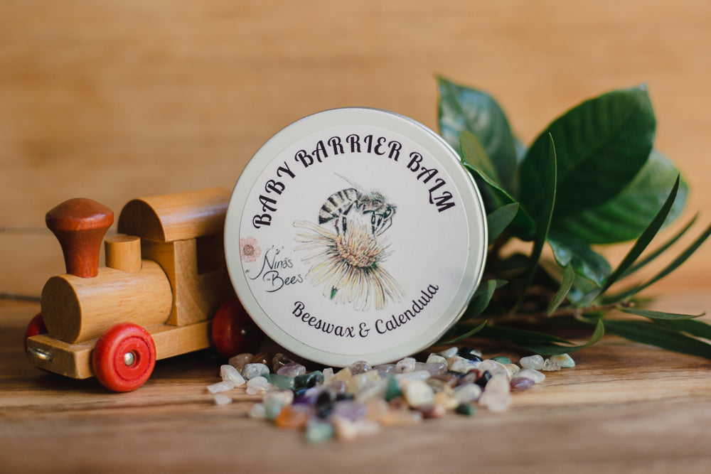 Nina's Bees Baby Barrier Balm