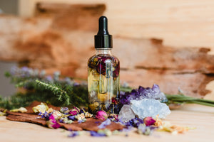 Nina's Bees Face and Body Floral Oil 'Bees Paradise'