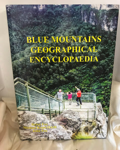 Blue Mountains Geographical Encyclopedia by