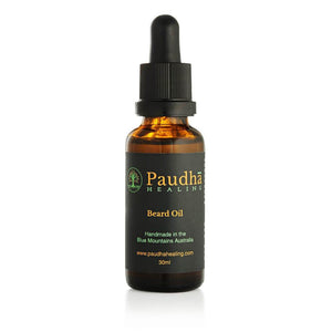 Paudha Healing Beard Oil 30ml