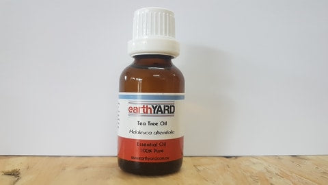 Tea Tree Oil 25ml by Earthyard