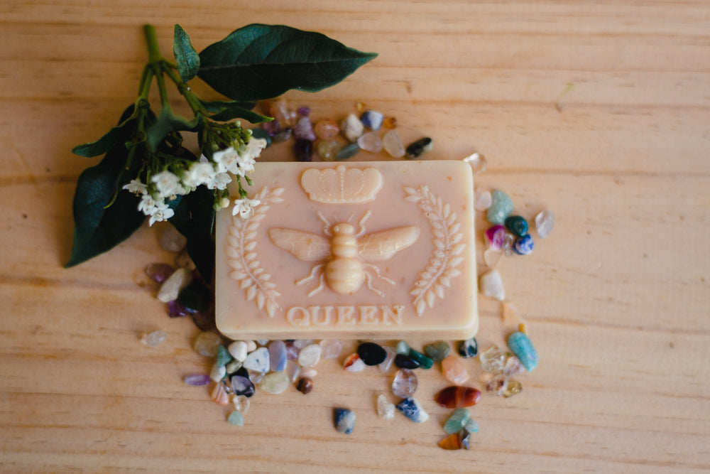 Nina's Bees All Natural Oats and Honey Soap