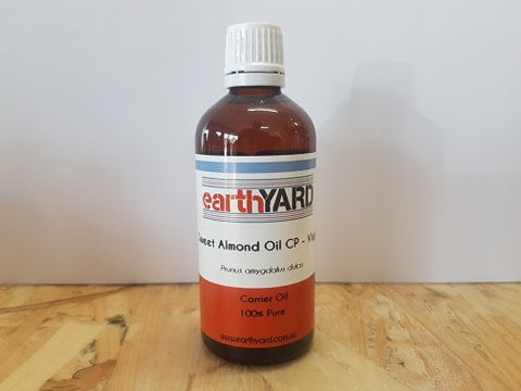 Sweet Almond Oil 100ml by Earthyard