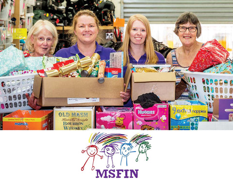 Mums Supporting Families in Need