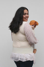 BabyDink_Classic_Organic_Baby_Carrier_Sand