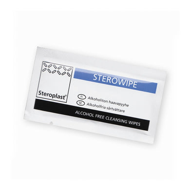 Patient alcohol-free wipes(Box of 100)