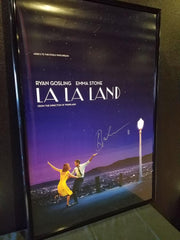 Signed by Damien Chazelle
