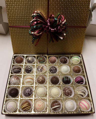 Chocolate Truffles Assortment - Gift Box