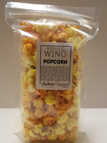 Buffalo Wings Popcorn