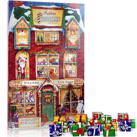 Countdown to Christmas Advent Calendar - Village Toy Shop