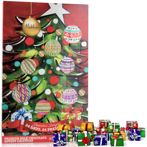 Countdown to Christmas Advent Calendar - Christmas Tree