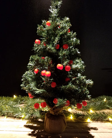 Wire Christmas Tree.Old Fashioned Cherries On A Wire Pre Order Fun Factory Sweet Shoppe