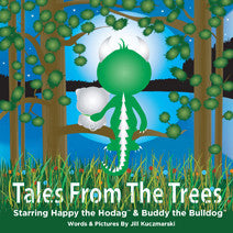 Happy The Hodag Books - TALES FROM THE TREES