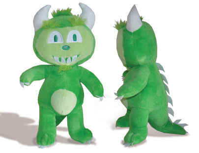 Happy The Hodag Plush Toys - HAPPY THE HODAG