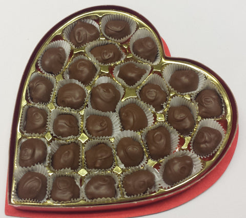 Turtles - Valentine Heart Box