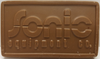 Custom Logo Chocolate