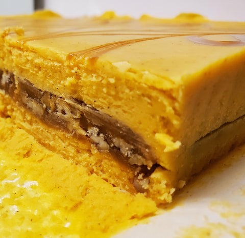 Pumpkin Praline Fudge