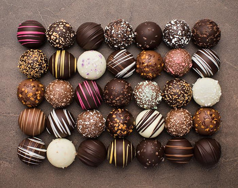 FUNDRAISER CHOCOLATE Truffles Assortment
