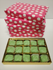 Wrapped Gift Box - Mint Meltaways