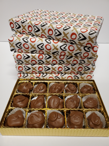 Wrapped Gift Box - Turtles