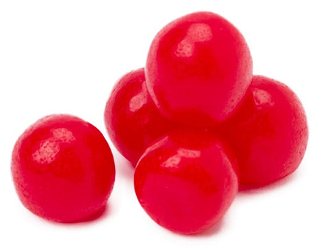 Cherry Sours Candy Balls