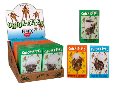 Cricket Snax Box