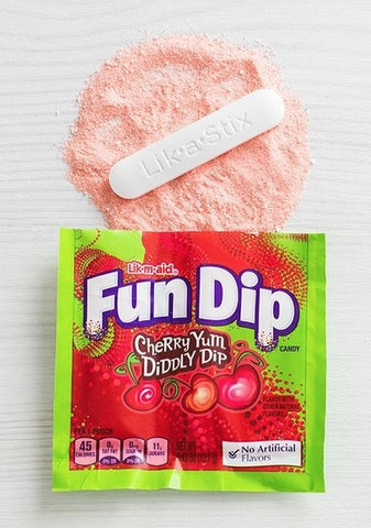 LIK-M-AID Fun Dip Bag