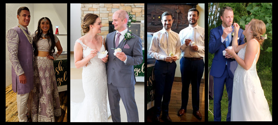 Weddings, Fundraisers & Special Events
