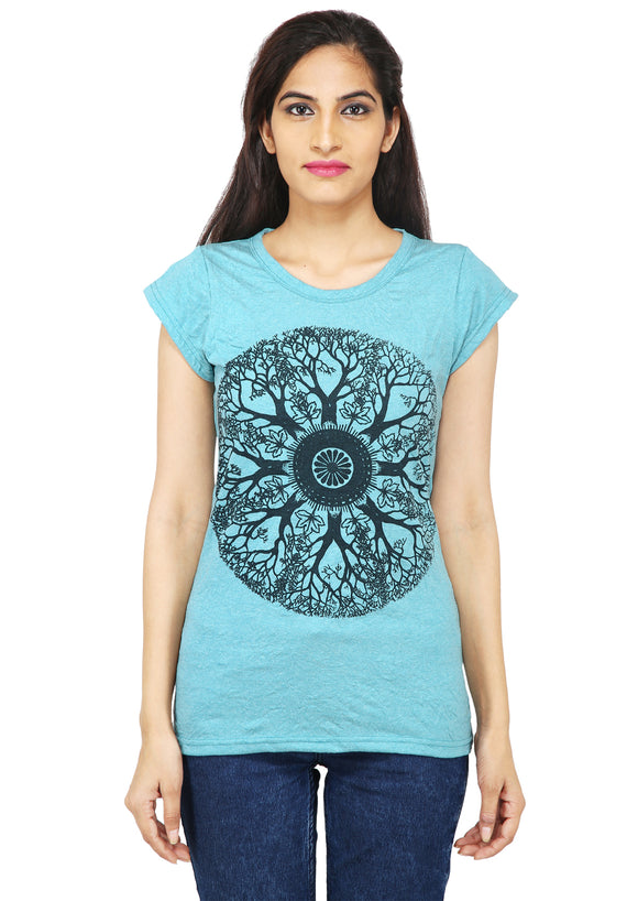 Tree Mandala Top