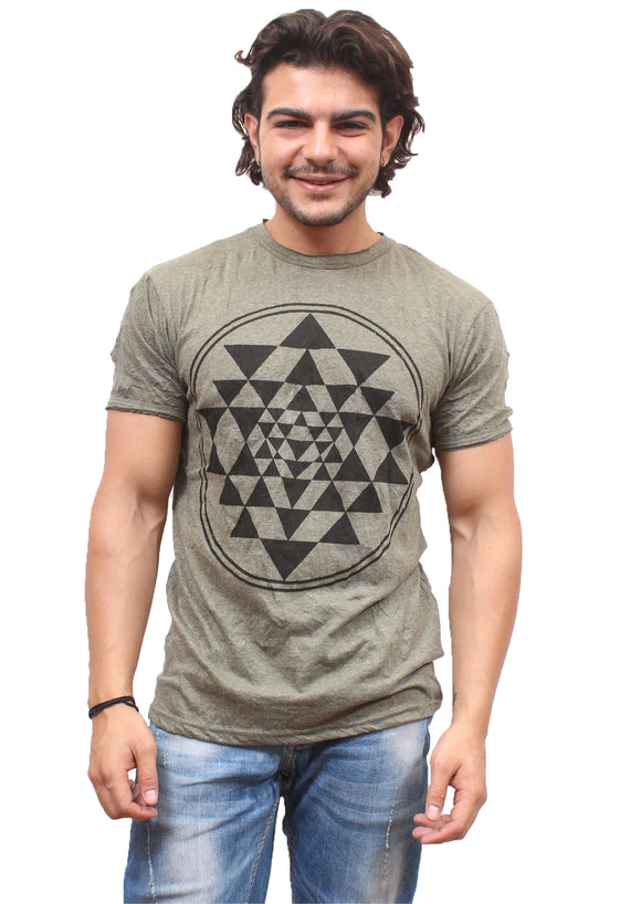 Shree Yantra T-Shirt