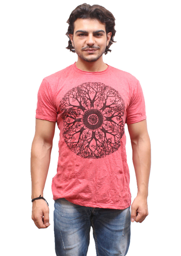 Tree Mandala T-Shirt