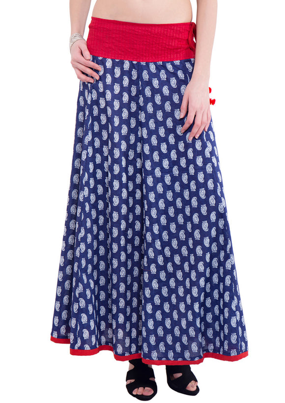 Taliya Long Skirt